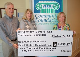 The David Whitby Memorial Golf Tournament