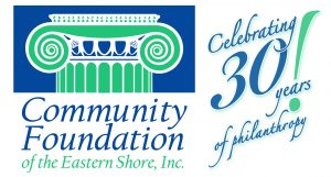 Community Foundation ES Logo with 30th