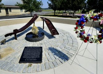 Davis, Bowen, and Friedel 9/11 Memorial