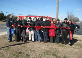 Ribbon Cutting for Andy's Place