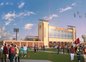 Work to Begin on New Sea Gull Stadium