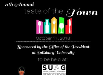 11th Annual SACC Taste of the Town Iron Chef Competition October 11! Be a Participating Restaurant or Sponsor