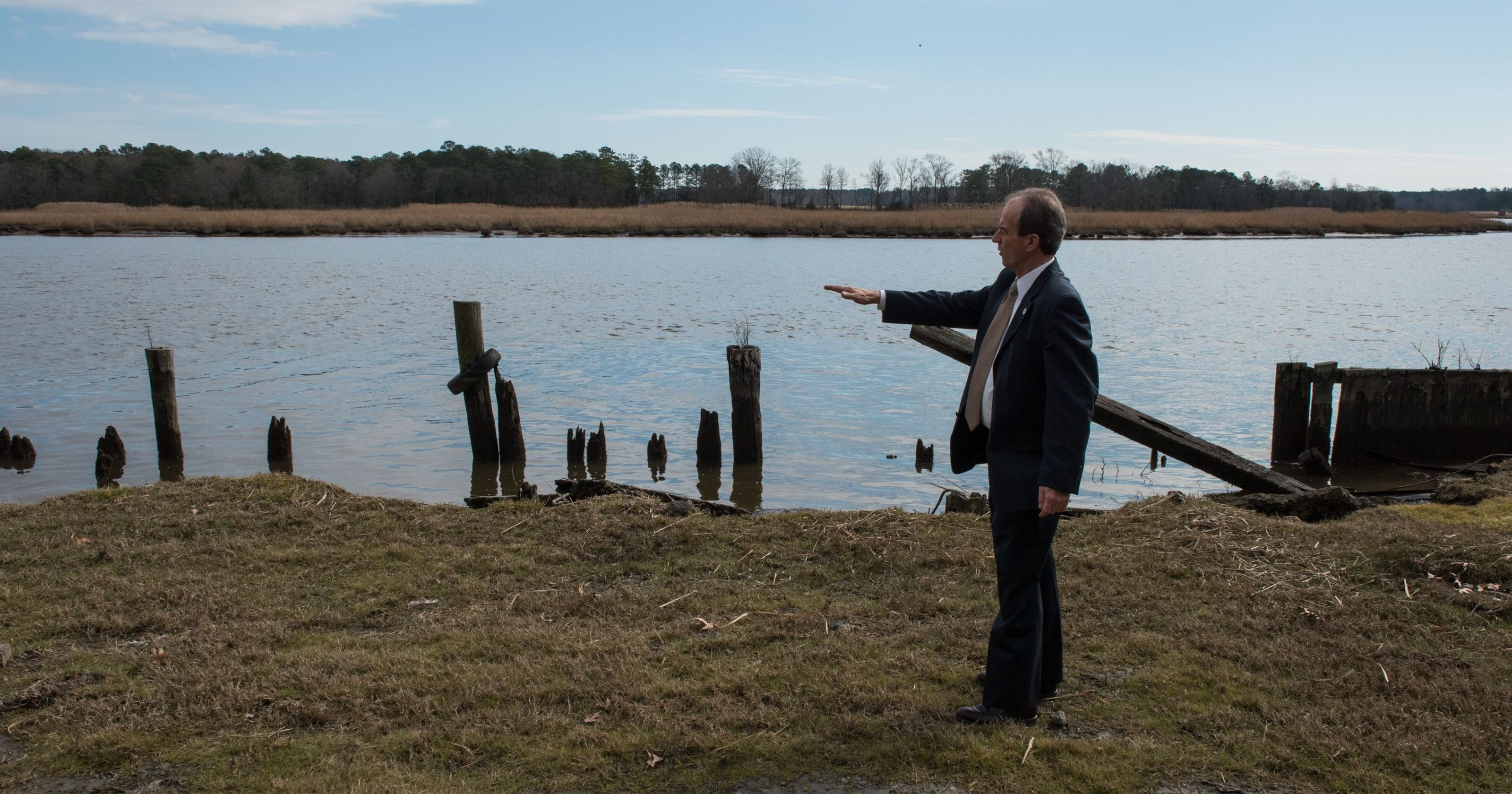 Wicomico County Council Accepts Federal Grant to Develop Pirate's Wharf Property