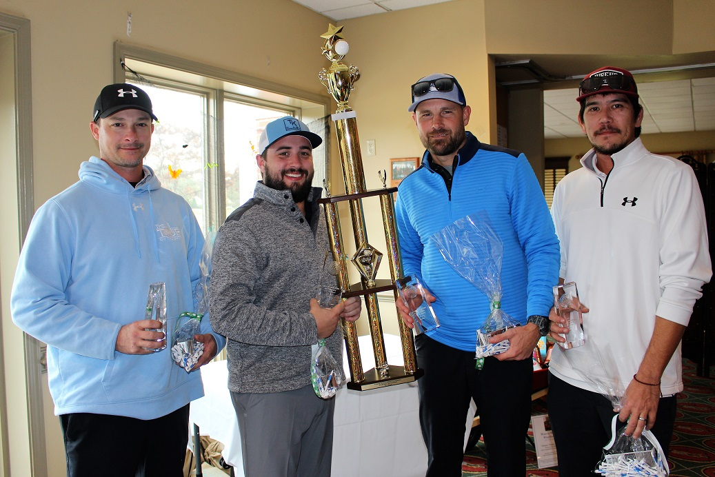 Coastal - Golf Tournament Winners