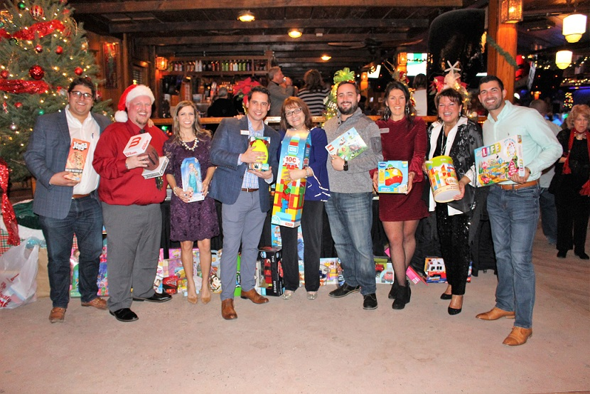Coastal members donate over 150 toys to Toys For Tots