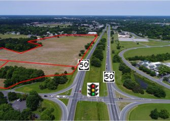 Potential New Office Park Coming to East Side of Salisbury