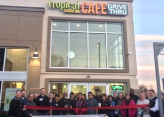 Tropical Smoothie Cafe Opens in Salisbury
