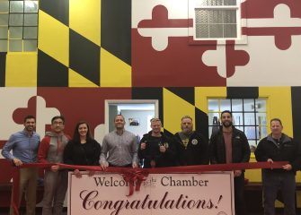 410 Academy of Martial Arts Ribbon Cutting