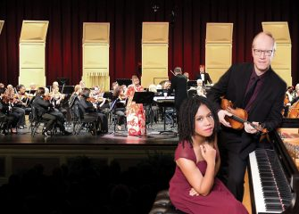 SSO Presents 'On the Double' at SU
