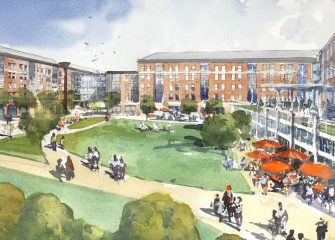 Salisbury University announces plans for new student housing complex