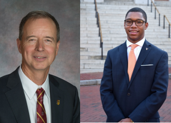 Press Release: SU's Wight, Modlin Selected for Leadership Maryland Class of 2019