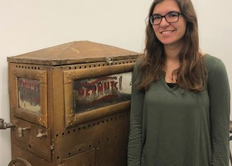 Local SU Student is First Nabb Curatorial Assistant and 'If Objects Could Talk' Curator
