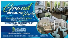 Lakeside at Mallard Landing Announces Multi-Million Dollar Designer Remodel