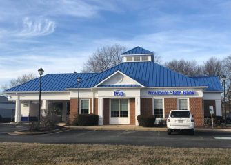 Gillis Gilkerson Completes Provident State Bank Renovations in Salisbury