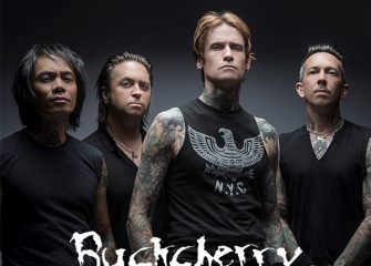Buckcherry and Joyous Wolf to play the WY&CC on July 26