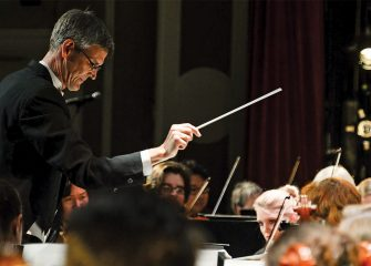 Salisbury Symphony Orchestra Performs at SU