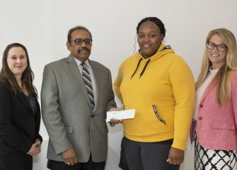 Rotary Club donates annual scholarship to Wor-Wic
