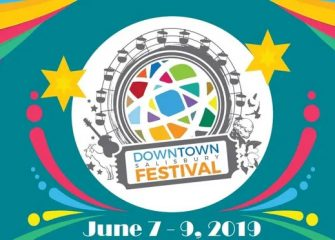 The Annual Downtown Salisbury Festival Returns to the Riverwalk in Downtown Salisbury June 7, 8, and 9