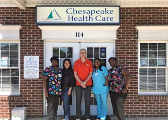 Family Medicine Practitioner Dr. John Whittaker Joins the Team at Chesapeake Health Care