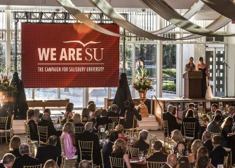 SU launches $75 Million Fundraising Campaign, Largest in Campus History