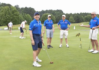 Wor-Wic Holds 18th Annual Golf Tournament
