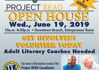 Project Read – Open House