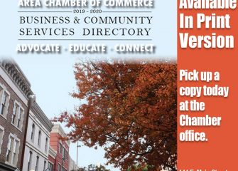 The 2019-2020 Salisbury Area Chamber of Commerce Directory is Now Available