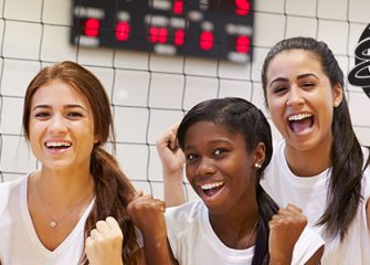 Sign up for ESEVA Volleyball Camp