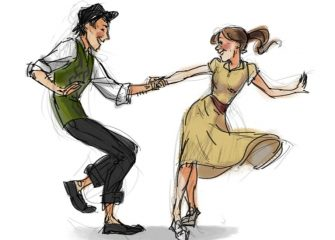 Free Swing Dance Concert at Riverwalk Amphitheater