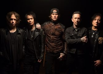 Buckcherry to Play the WY&CC on July 26