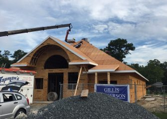 Gillis Gilkerson Starts Construction on New Precious Paws Animal Hospital