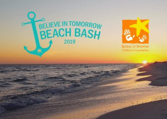 Seacrets to Host 'Believe In Tomorrow Beach Bash'
