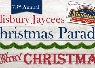 Entries Sought for 73rd Salisbury Christmas Parade