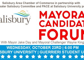 Mayoral Forum Scheduled for October 23rd at SU