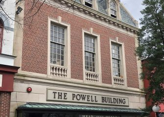 September Start Date Set for Redevelopment of the Historic Powell Building in Downtown Salisbury