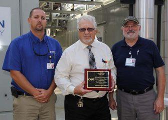 Peninsula Regional Medical Center's Combined Heat and Power System Receives National Award for Contributions to the Energy Industry