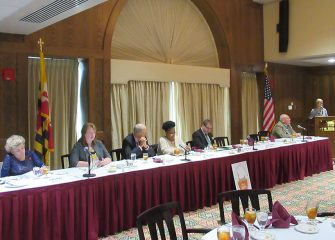 General Membership Luncheon Spotlights Salisbury City Council Candidates