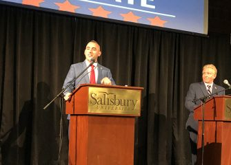 Hundreds Attend Salisbury Mayoral Candidate Forum at SU