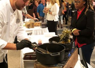Delmarva Epicureans Delight at SACC 12th Annual Taste of the Town