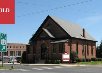 Gillis And Phillips Sell Historic Downtown Salisbury Building To Local Development Company
