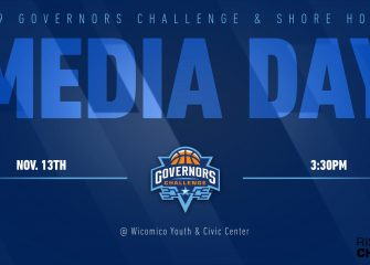 Governors Challenge Shore Hoops Media Day set for Nov. 13