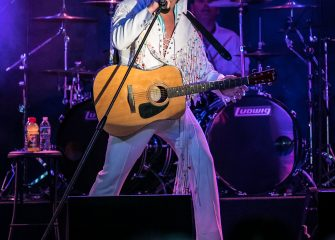 Jesse Garrons Tribute to Elvis Comes to the WYCC for Christmas-themed-Dinner Show on Nov. 30
