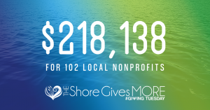 Shore Gives More Total 2019