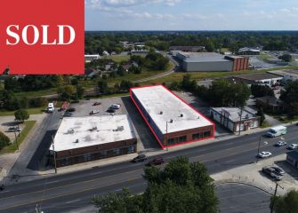 Phillips Collaborates with Local Brokerages to Sell North Salisbury Building