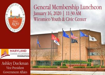 SACC to Hold General Membership Luncheon on January 16