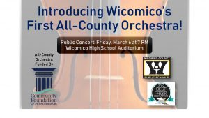 all county orchestra