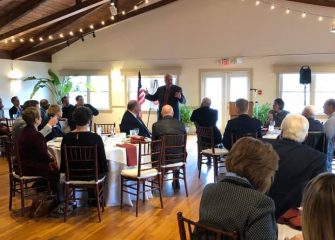 Chamber Luncheon Features Maryland Insurance Commissioner Al Redmer