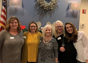 Fun at the February Business After Hours