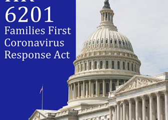 U.S. Senate Votes Today on Families First Coronavirus Response Act