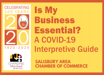 "Is My Business ""Essential?"" A COVID-19 Interpretive Guide"
